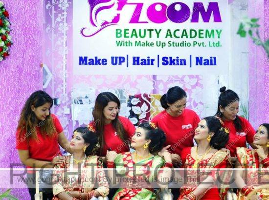 Zoom Beauty Academy with Makeup Studio