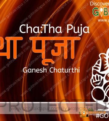 Chatha Puja