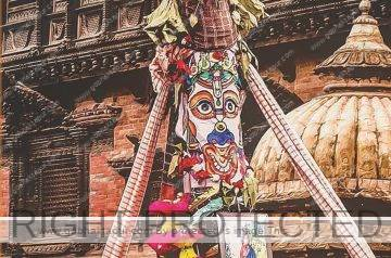 SA:PARU  GAI JATRA OFFICIAL BROCHURE