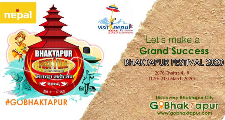 Bhaktapur Festival (Bhaktapur Mahotsav 2020)