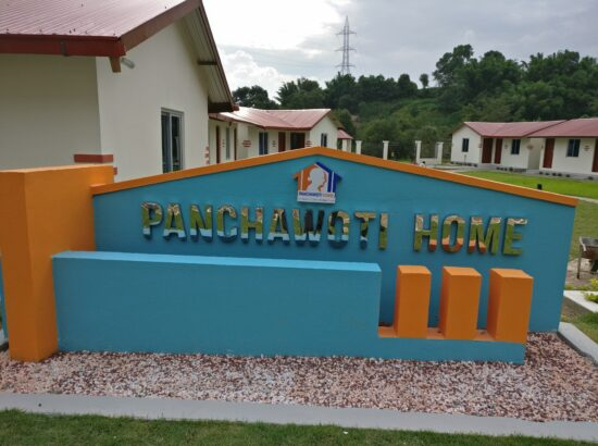 Panchawoti Old Age Home